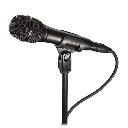 Audio-Technica AT2010 Handheld Cardioid Condenser Vocal Microphone