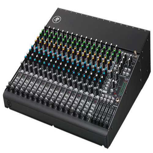 Mackie 1604VLZ4 16-channel Compact 4-bus Mixer