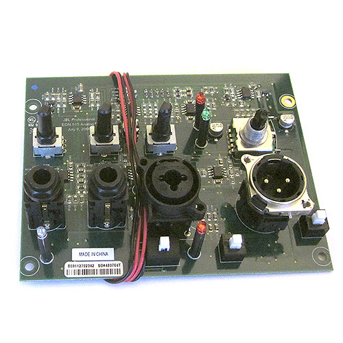 JBL 442973-001 Replacement EON 515 Input Module