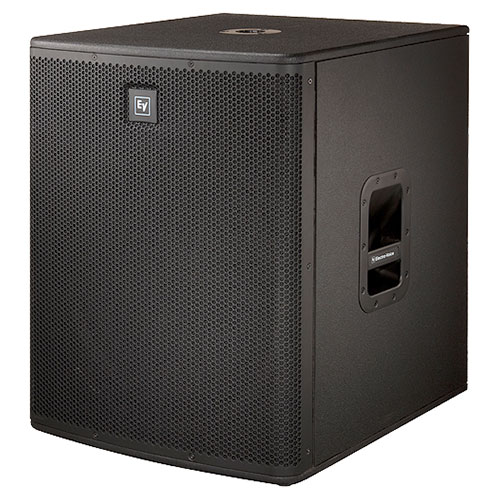 "Electro-Voice ELX118P-120V Powered Subwoofer with 18"" Woofer"