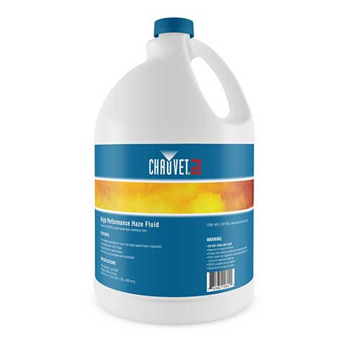 Chauvet DJ HFG Performance Haze Fluid - Gallon