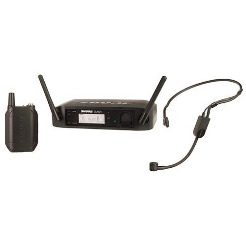 Shure GLXD14/PGA31-Z2 GLX-D Digital Wireless Headset System
