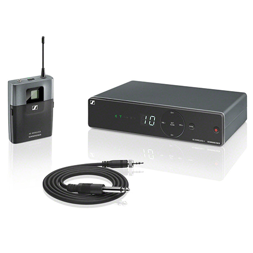 Sennheiser XSW1-CI1-A Wireless Instrument System. Frequency A (548-572 MHz)