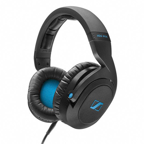 Sennheiser HD6Mix Closed pro audio headphone designed for professional recording equipment