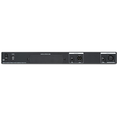 PreSonus Studio Channel Single Channel Tube Strip - Mic Preamp / Comp /EQ