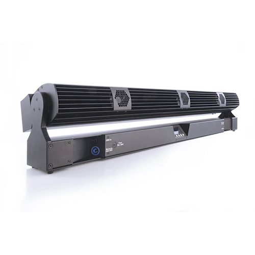 German Light Products Impression X4 Bar 10, 19.7 inch batten with 10 x 15W RGBW LEDs and 7 to 50 degree zoom