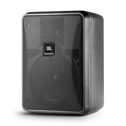 JBL Control 25-1L Compact 5.25 inch, Two-Way Vented, Non- Powered Loudspeaker, Black. No Transformer. Priced as Each, Packed as Pairs.