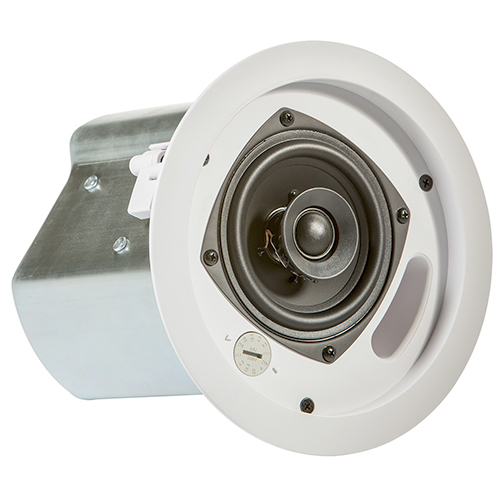 JBL CONTROL 14C/T Two-Way 4 inch Co-axial Ceiling Loudspeaker.   Sold as each, packed in pairs.