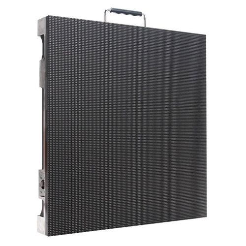 American DJ AV3 high resolution video LED Wall Panel, Each panel has a pixel pitch of 3.91mm with a configuration of a 3-in-1 RGB SMD2121 LED.