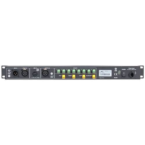 Elation DR-PRO RACK DMX-512 Recorder and Playback device