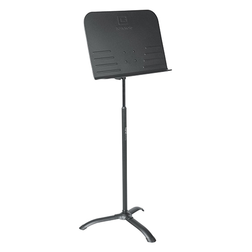 Gator GFW-MUS-1000 Frameworks heavy duty sheet music stand with friction clutch height adjustment