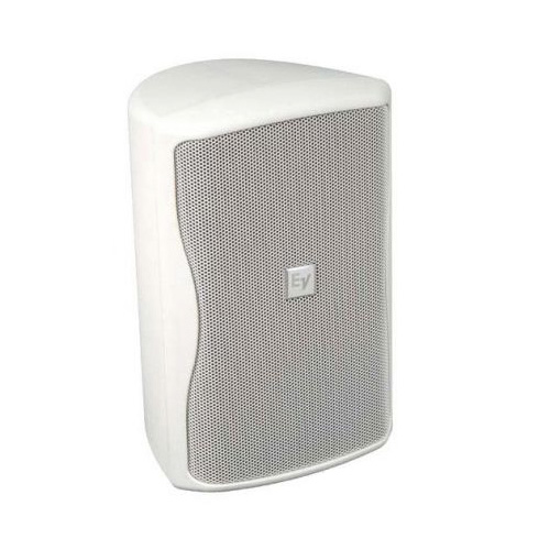 "Electro-Voice ZXA1-90W-120V Powered 8"" 2- Way Loudspeaker, White"