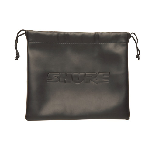 Shure HPACP1 Carrying pouch for SRH240, SRH440, SRH840 Professional Headphones