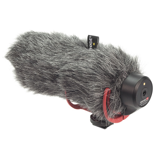 Rode Microphones Deadcat Go Artificial fur windshield for VideoMic GO