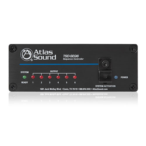 Atlas TSD-SEQ6 AC Sequence Controller