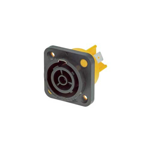 Neutrik NAC3FPX PowerCon Outlet Connector