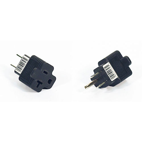 Lex Products 50301 Adapter - NEMA 515 Male - 520 Female