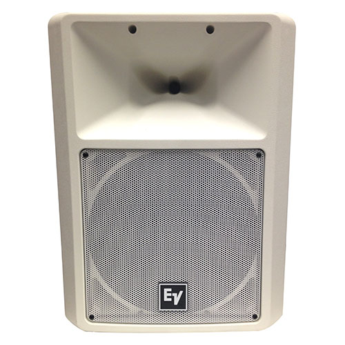 Electro-Voice SX100+WE Passive  12-inch Two-way Loudspeaker, White