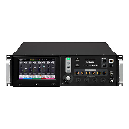 Yamaha TF-Rack Digital Mixer, 16 mic inputs and 16 Outputs