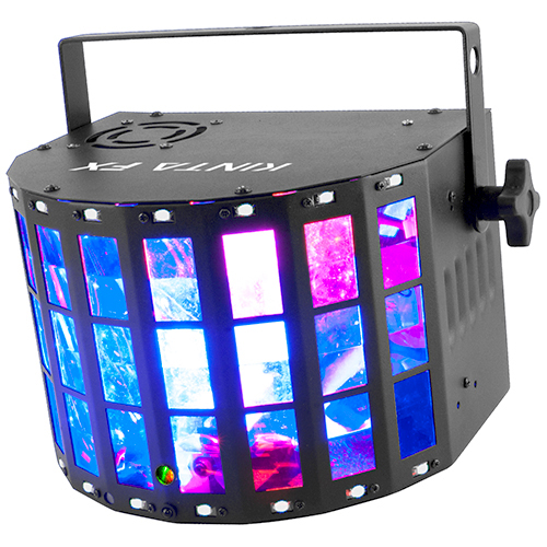 Chauvet DJ KINTAFX Compact LED multi-effect Laser and SMD Strobe