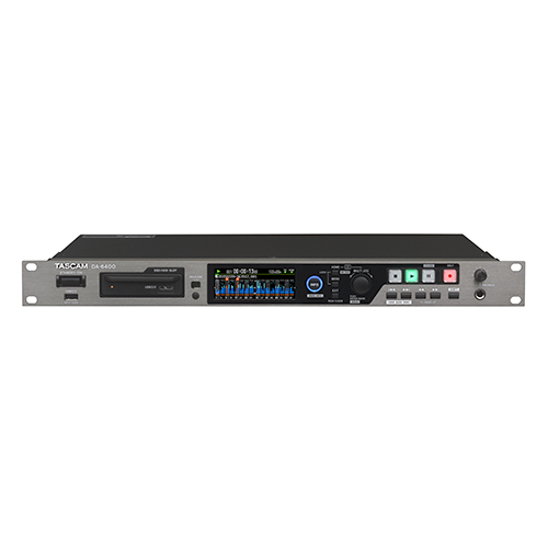 Tascam DA-6400 64 Track Digital Multitrack Audio Recorder