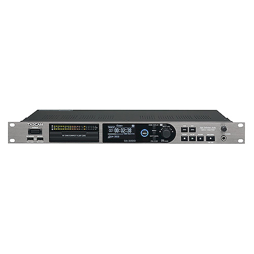 Tascam DA-3000 High-Performance Solid State Master Recorder