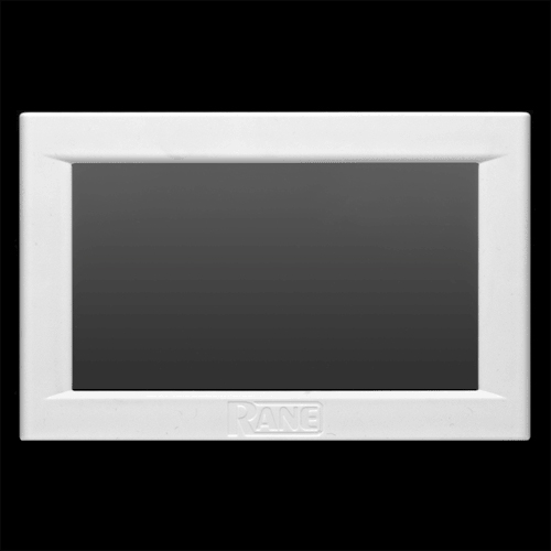 Rane DR6 7-Inch Color LCD Touchscreen Digital Remote for the Hal Family, Hal not included