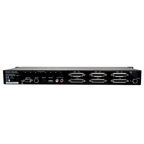 JoeCo BBR1-B 24 channel BLACKBOX RECORDER – balanced i/o (includes Bluetooth module)
