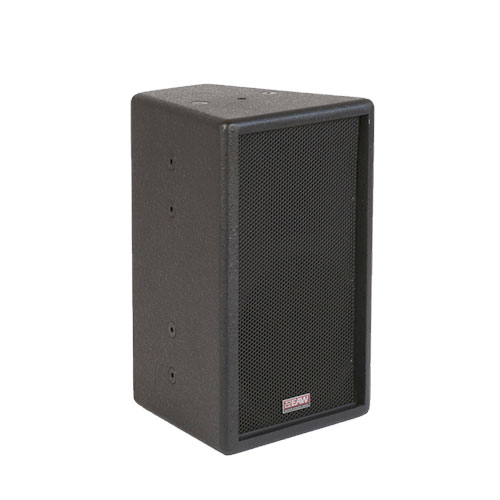 "EAW VFR89i Passive, Two-way 8"" Loudspeaker, Black"