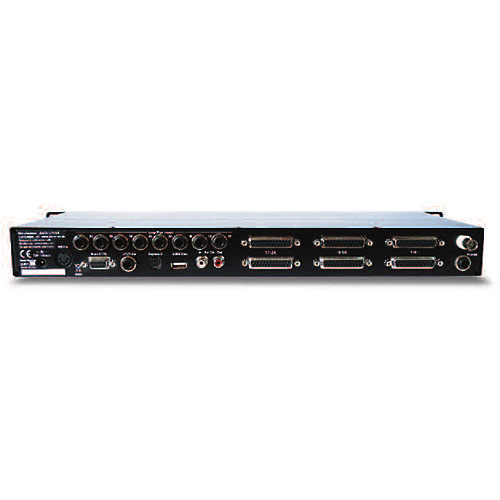 JoeCo BBP1-D 24 channel BLACKBOX PLAYER – AES/EBU and unbalanced i/o
