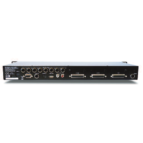 JoeCo BBP1-US 24 channel BLACKBOX Player – unbalanced i/o