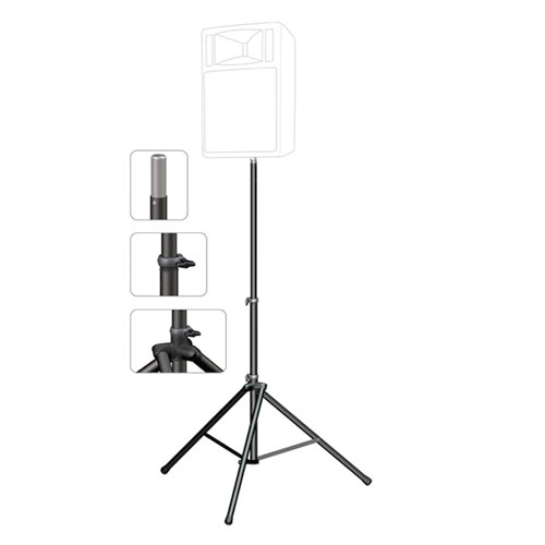 Ultimate Support TS-88B Tall Original Stand - Black