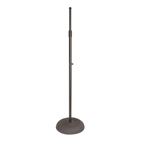 JamStands JS-MCRB100 Round Based Mic Stand