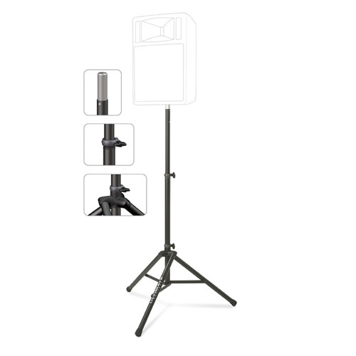 Ultimate Support TS-80B Original Speaker Stand - Black