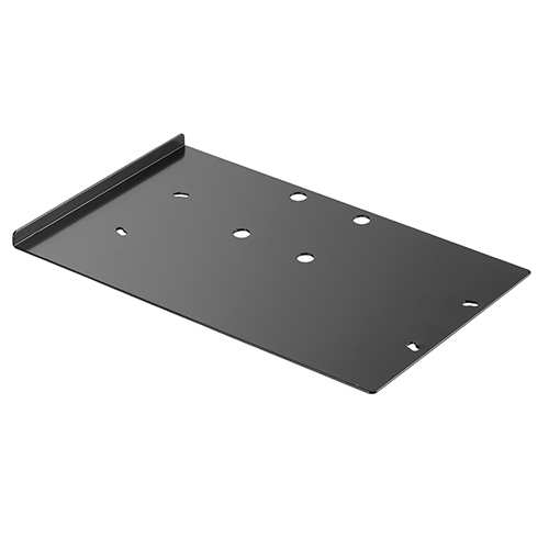 "Audio-Technica AT8628A Rack-mount joining-plate kit mounts two  units in a single 19"" rack space"