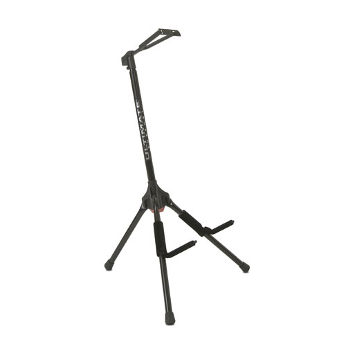 Ultimate Support GS-200 Genesis Series Guitar Stand w/ Locking Legs, Secure Head Stock Yoke, & Support Arms