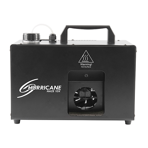 Chauvet DJ Hurricane Haze 1DX Haze Machine with Continuous Output and a Digital Display