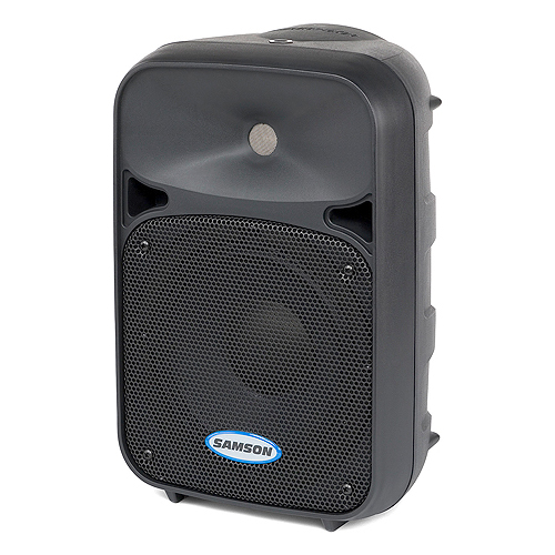 "Samson AURO D208 8"" 2-way Powered Loudspeaker"