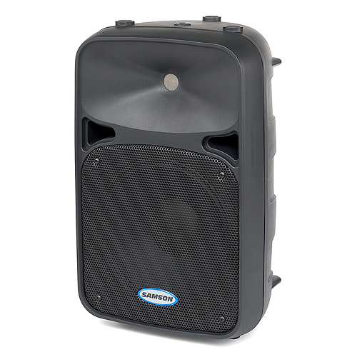 "Samson AURO D210 10"" 2-way Powered Loudspeaker"