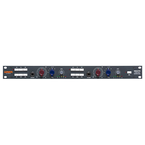 Warm Audio WA273 Dual Channel Mic Preamp/DI (based on the Neve 1073)