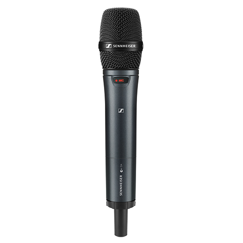 Sennheiser SKM 100 G4-S-A Handheld transmitter with mute switch. Microphone capsule not included, frequency range: A (516 - 558 MHz)
