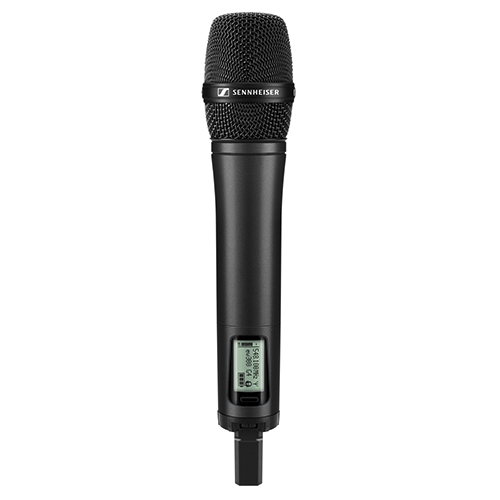 Sennheiser SKM 300 G4-S-AW+ Handheld Transmitter with mute switch (no capsule included), frequency range: AW+ (470 - 558 MHz)