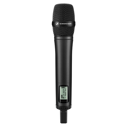 Sennheiser SKM 500 G4-AW+ Handheld Transmitter. Microphone capsule not included, frequency range: AW+ (470 - 558 MHz)