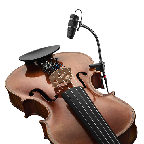 DPA Microphones 4099-DC-1-199-V d:vote™ CORE 4099 Mic, Loud SPL with Clip for Violin
