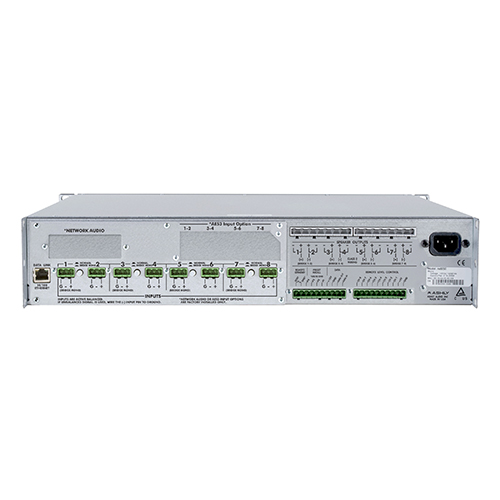 Ashly ne8250 Network Power Amplifier 8 x 250W @ 4 Ohms