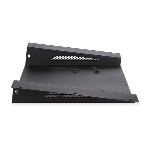 QSC TMR-1 TouchMix-16 and TouchMix-8 Rack Mounting Kit/ BLK
