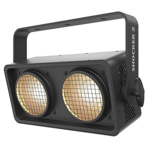 Chauvet DJ Shocker 2 Punchy dual zone blinder with warm white COB LEDs
