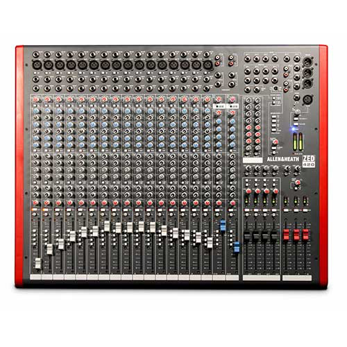 Allen & Heath ZED-420 Multipurpose 4 Bus Mixer with USB