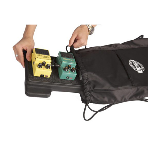 Gator G-MINI BONE Molded Mini PE Pedal Board & Carry Bag