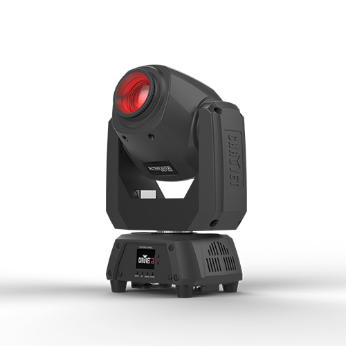 Chauvet DJ Intimidator Spot 260 moving head fitted with a 75W LED.
